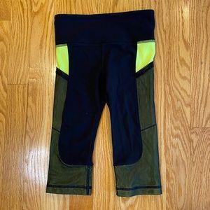 Ivivva crop leggings